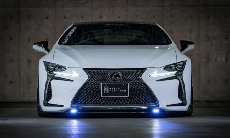 Lexus LC od Rowena