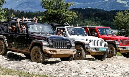 Dzień Jeepa 4x4
