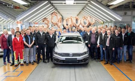 30-milionowy VW Passat