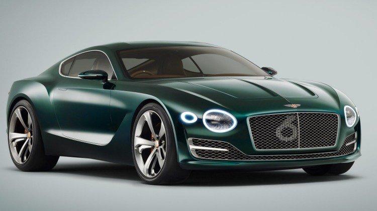 Bentley nie ma w planach sportowych modeli
