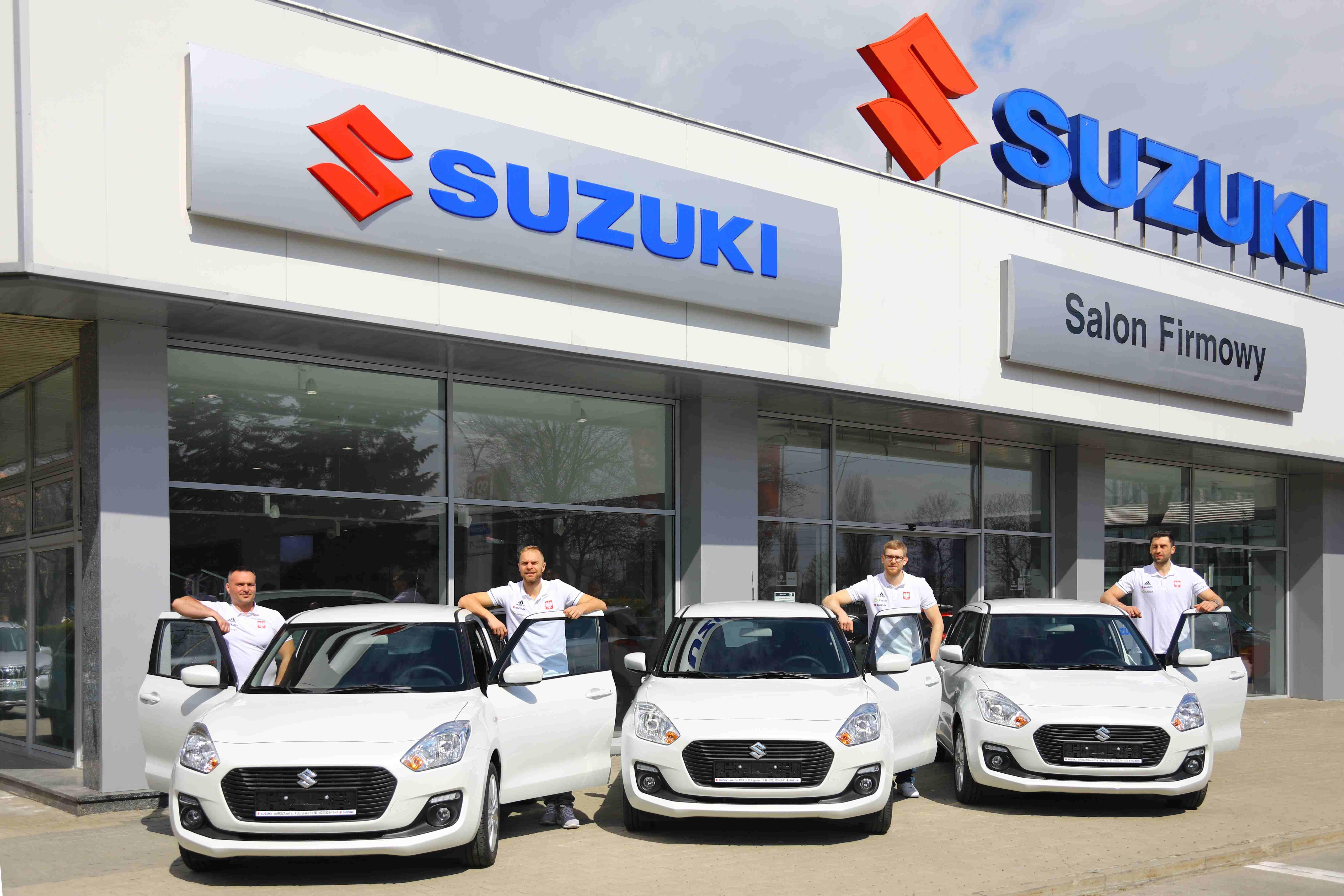 Suzuki Swift za awans