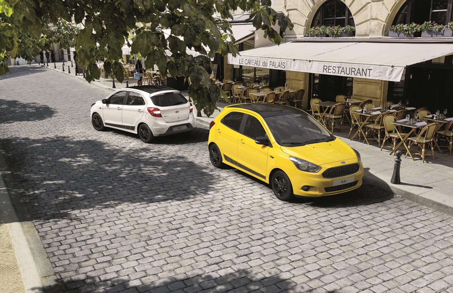 Ford Ka+ zniknie z Europy