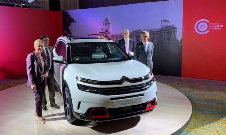 Citroën debiutuje na rynku indyjskim