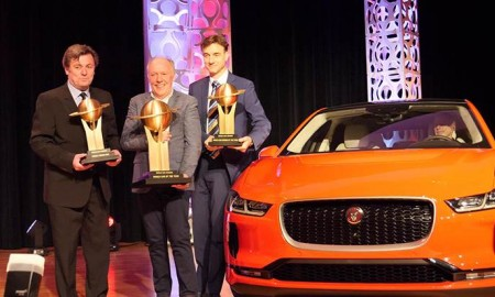 Światowy Samochód Roku 2019 - Jaguar I-Pace