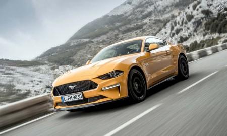Ford Mustang - najlepiej sprzedające się sportowe coupe na świecie