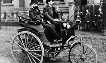 Gottlieb Daimler i Carl Benz - Urodziny motoryzacyjnych pionierów