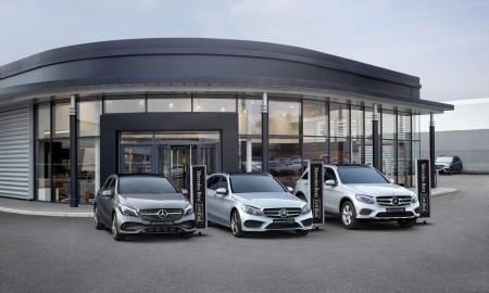 Używane Mercedesy z certyfikatem