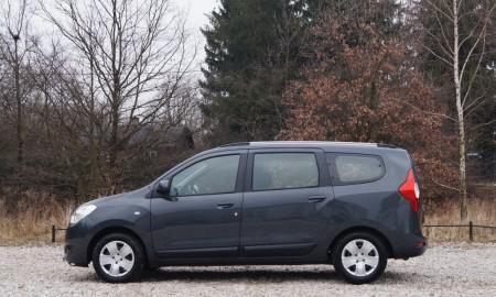 Dacia Lodgy Laureate 1,6 SCe LPG 100 KM – Cena czyni cuda?
