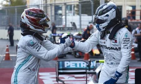 F1 – Znowu Mercedes i znów Kubica ostatni