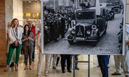 Motoryzacja w międzywojennej Gdyni