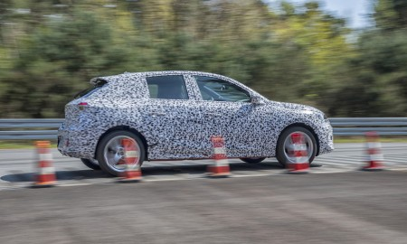 Opel Corsa  - Finalne testy