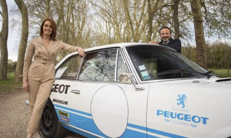 Dwa coupé Peugeota na starcie w Tour Auto 2019