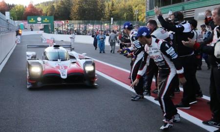 Fernando Alonso jedzie z Toyotą po mistrzostwo świata