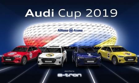 Czołowe kluby piłkarskie zagrają w turnieju Audi Cup