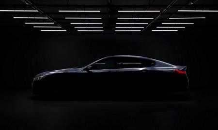 BMW serii 8 Gran Coupe - debiut w przyszłym miesiącu