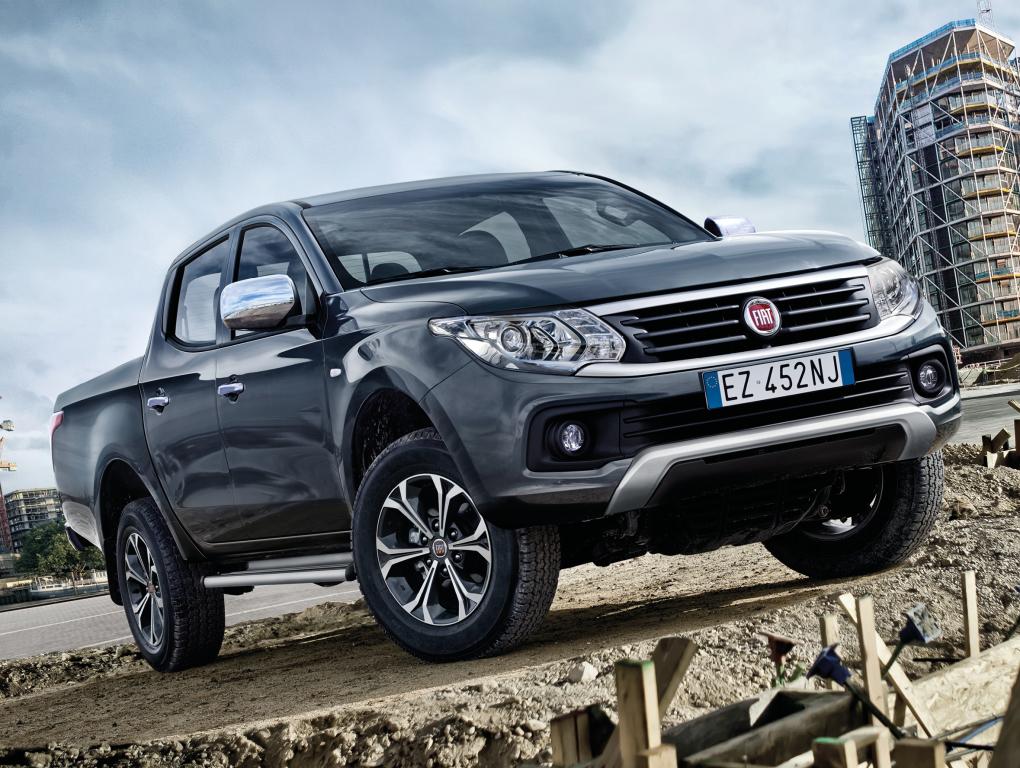 Fiat wycofa z oferty pickupa