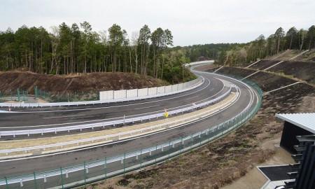 Toyota zbudowała mini Nürburgring w Japonii