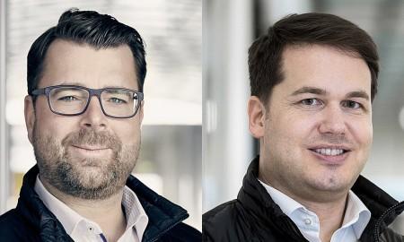Oliver Hoffmann i Julius Seebach szefami Audi Sport GmbH