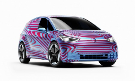 ID.3 – pierwszy z elektrycznej rodziny VW