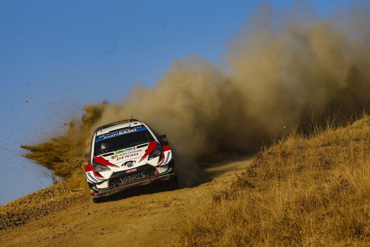 Rajd Chile – debiut w WRC