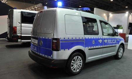 Volkswageny dla Policji