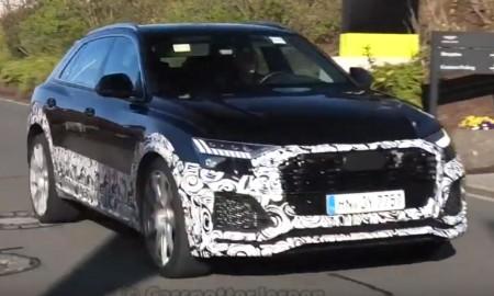 Audi Q8 RS w testach