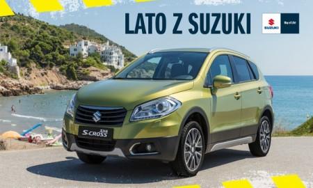 Przygotuj się do lata z Suzuki