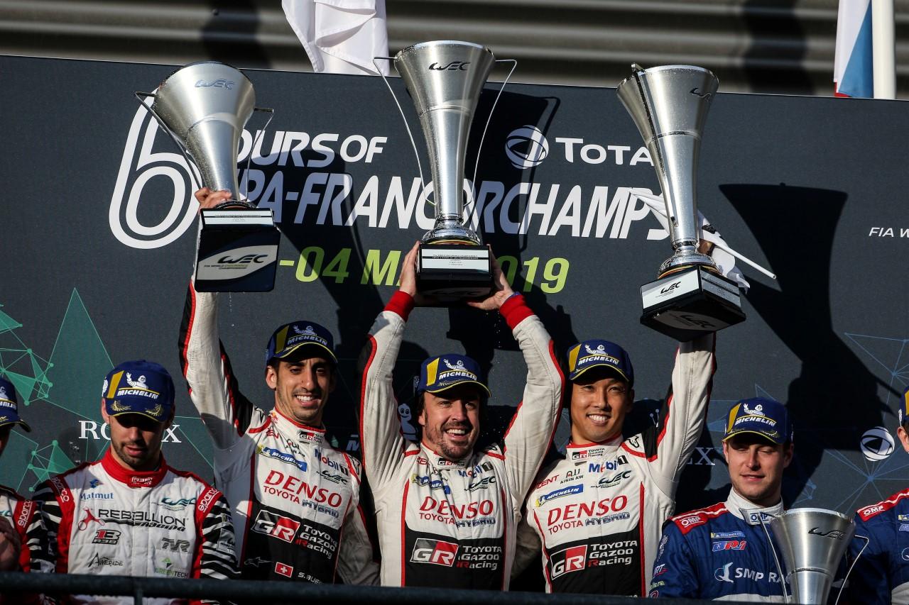 Mistrzostwo świata Toyoty w wyścigach długodystansowych