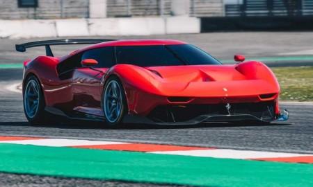 Ferrari P80/C – Ekstremalnie wyjątkowy