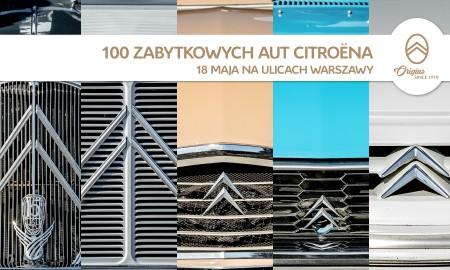 Noc muzeów z Citroënem
