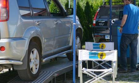Bezpłatne kontrole zawieszenia samochodu