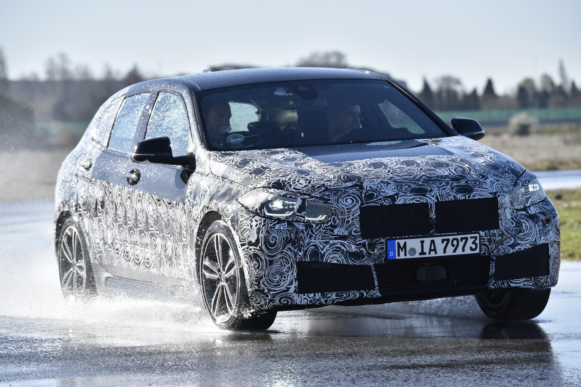 BMW serii 1 – Decydująca zmiana