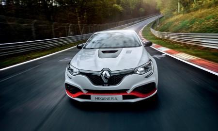 Renault Mégane R.S. Trophy-R najszybszym hot-hatchem!