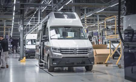 VW Grand California z fabryki w Polsce