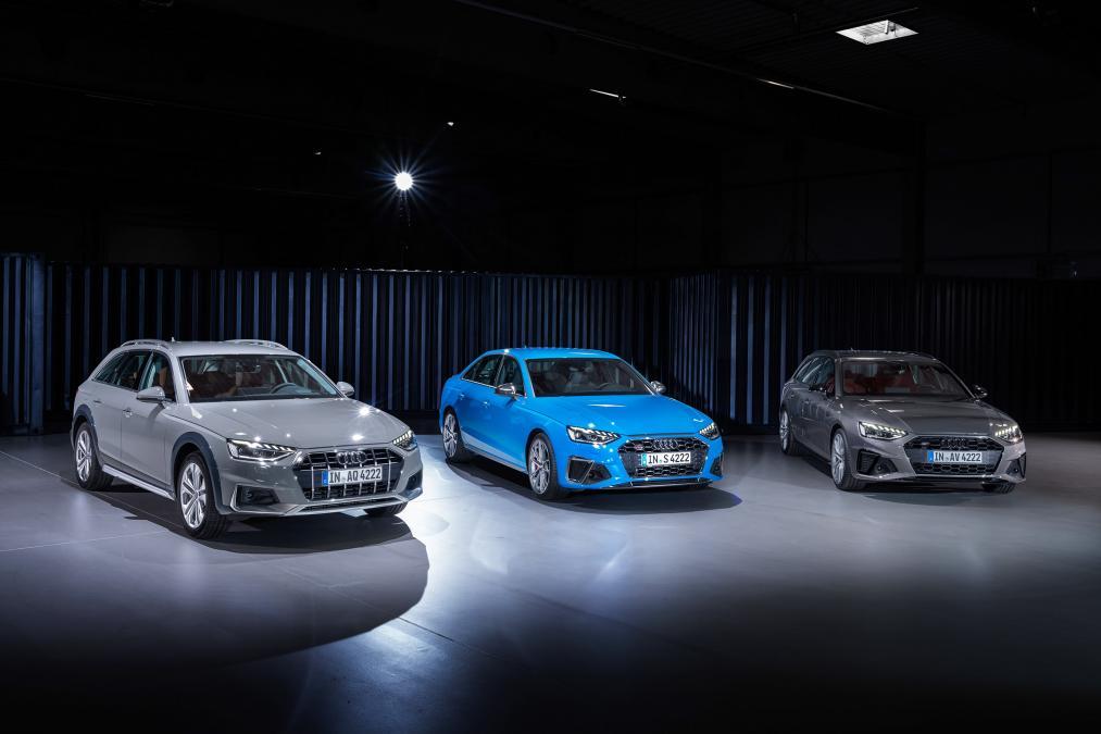 Audi A4 – Szybki lifting