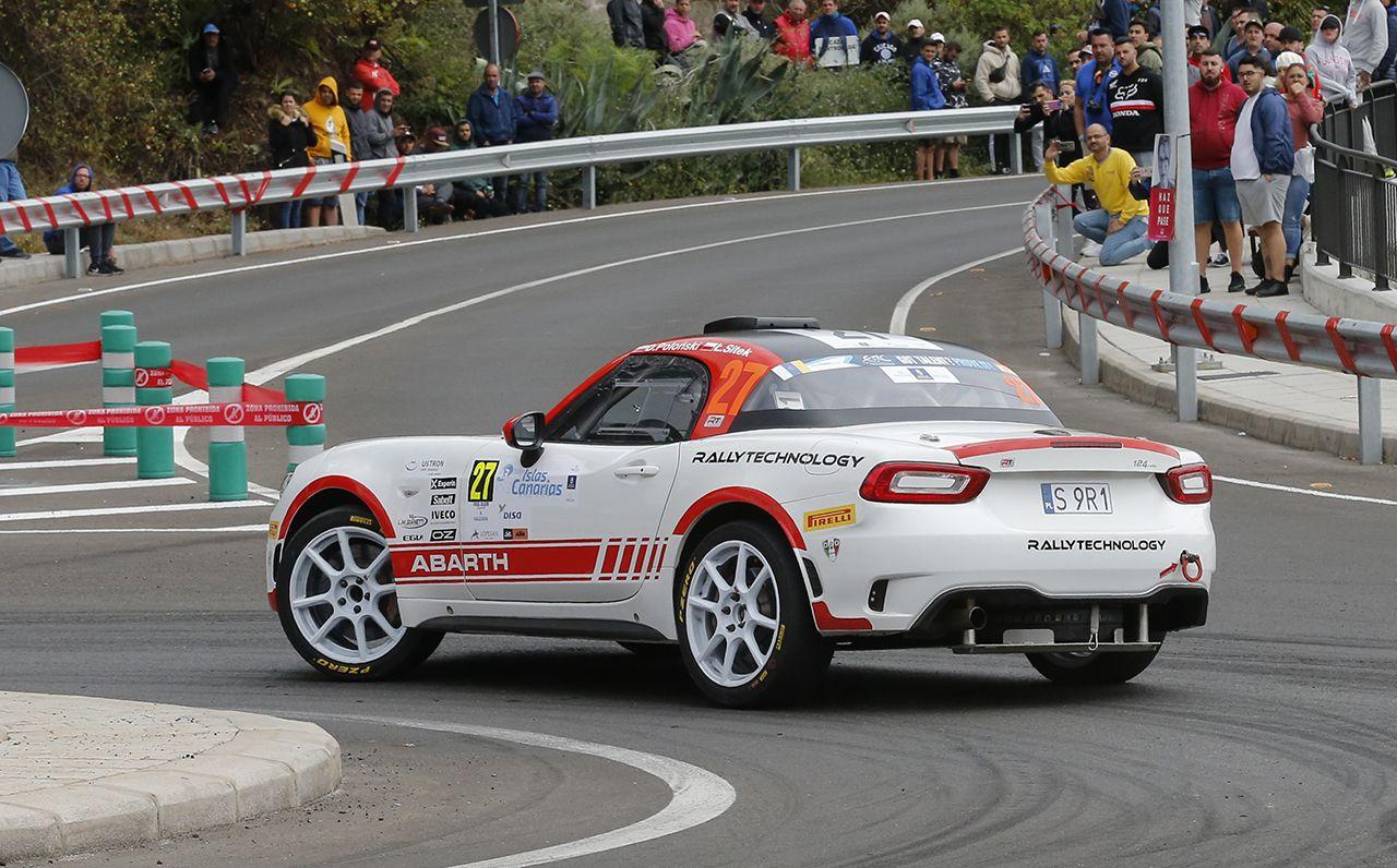 Drugie spotkanie Abarth Rally Cup – Łotewski Rajd Lipawy