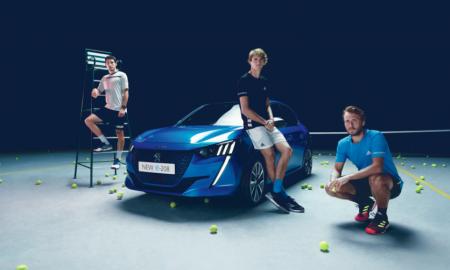 Peugeot podczas Turnieju Rolanda Garrosa 2019
