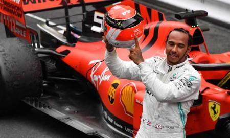 Grand Prix Monako – Triumf Hamiltona