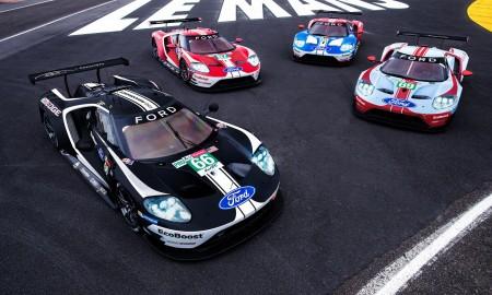 Ford świętuje sukcesy w wyścigu 24H Le Mans