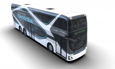 Hyundai zaprojektował elektryczny autobus piętrowy