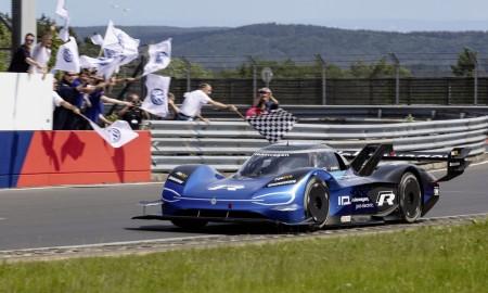 Volkswagen ID.R z nowym rekordem toru Nürburgring