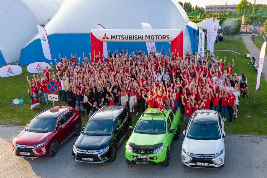 IV Zlot Mitsubishi