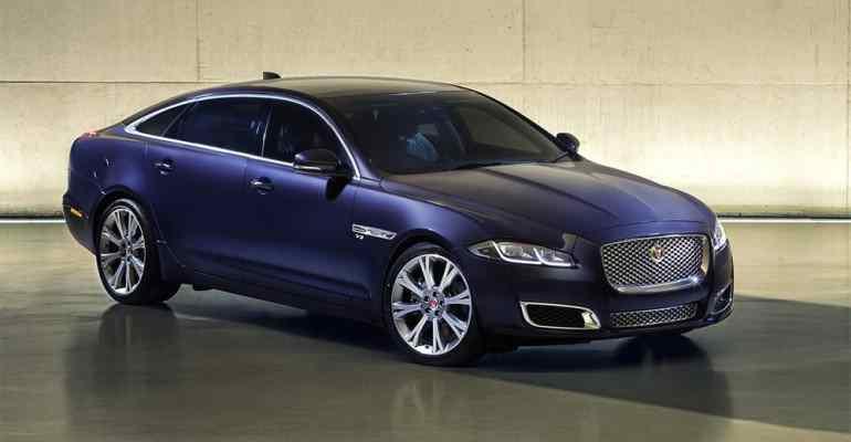 Jaguar XJ pożegnanie?