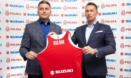 Suzuki wspiera polskich koszykarzy