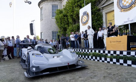 Volkswagen ID.R wraca do Goodwood
