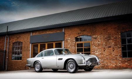 Aston Martin DB5 Jamesa Bonda do kupienia
