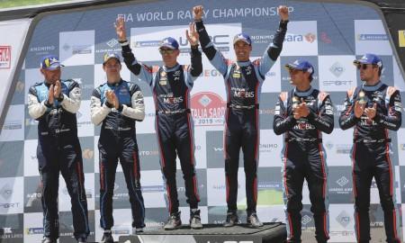 Zwycięstwo Hyundaia w Rajdzie Sardynii