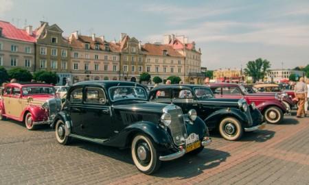 StarDrive Poland 2019 – XVIII Zlot Zabytkowych Mercedesów na Dolnym Śląsku