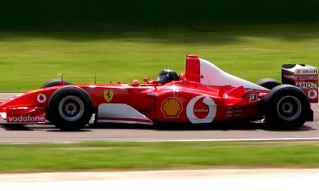 Ferrari F2002 Michaela Schumachera do kupienia