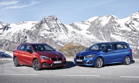 BMW serii 2 Active Tourer i Gran Tourer bez następcy?